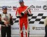 Náš tým v německém Oscherslebenu v seriálu DMV-GTC s Pagani Zondou zvítězil